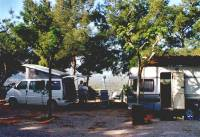 Camping in Chrissa bei Delphi