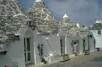 Trullis in Alberobello