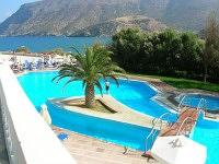 Pool Hotel Fodele Beach