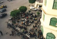 Cafe in Tunis