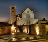 Basilika di San Francesco in Assisi