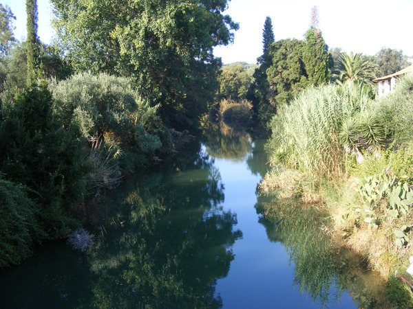 Messonghi-River
