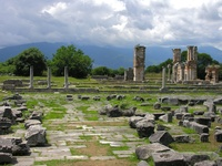 Agora in Philippi