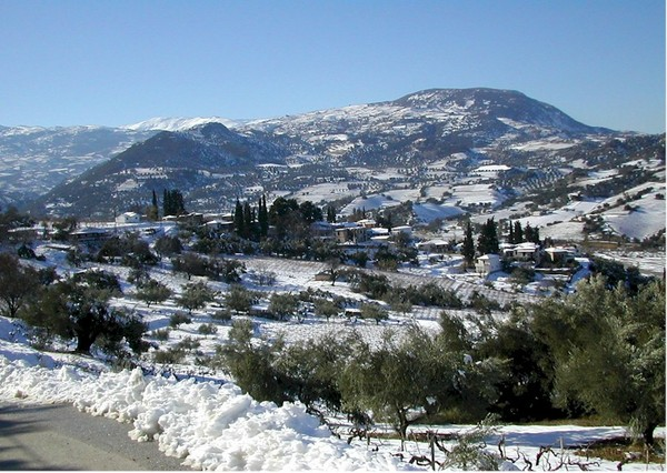 Winter in Chatsi
