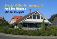 Ferienhaus in Kappeln-Special offer..!!!