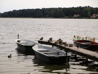 Boote am Wutzsee
