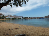 Strand in Serifos